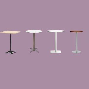 Piètement de tables solaria